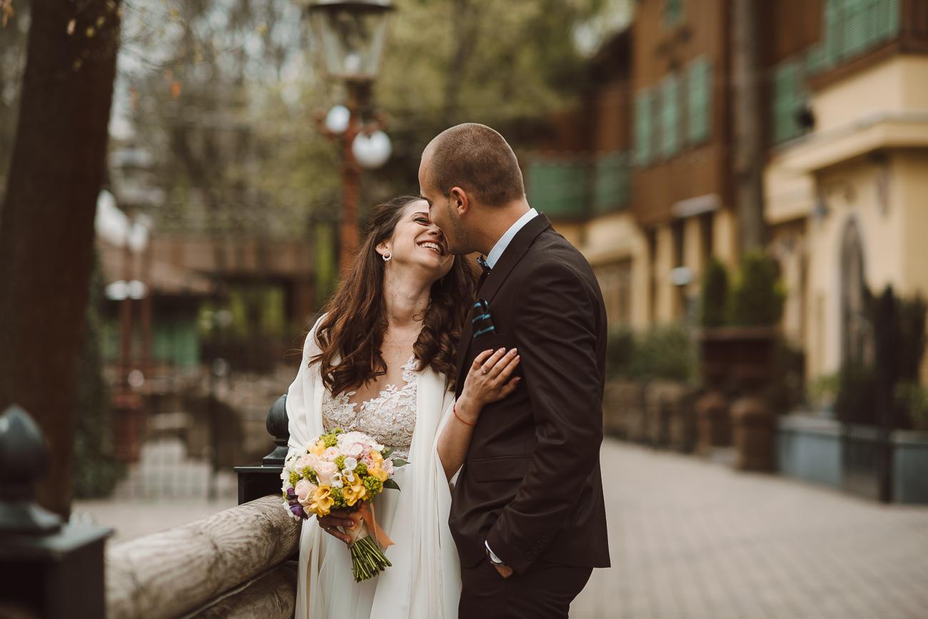 Сватбена сесия София